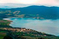 Озеро Хазар фото