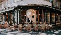 Парижское бистро фото