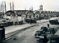Порт в Гандии фото