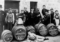 Производство виски в Америке фото
