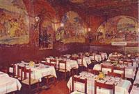 Ресторан ла Цистерна внутри фото
