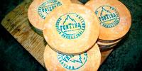 Сыр фонтина фото