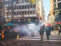 Уличная еда Аргентина фото