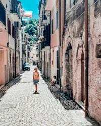 Улицы Антродоко фото