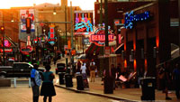 Улицы Мемфиса фото