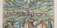 Антекера в средние века фото