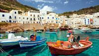 Сицилия лодки фото