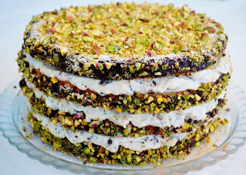 Рецепт торт канолли фото