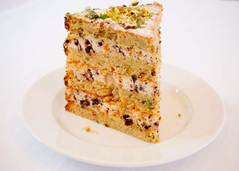 Торт канолли фото