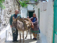 Крестьяне в Греции фото