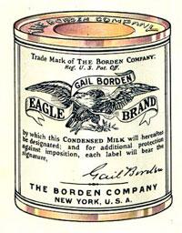 Молоко Бордена фото