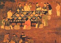 Пир династия Сун фото