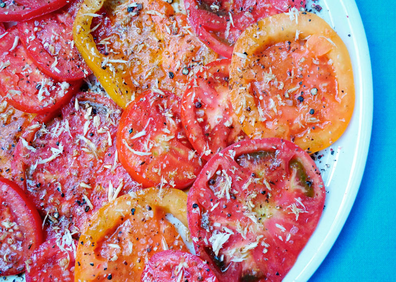 Салат кровавая мэри приготовление фото