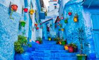 Улица Марокко фото