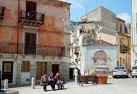 Улица Пьяна Дель Албанези фото