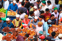 Ифтар в Бангладеш фото