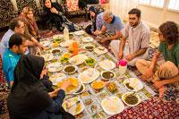 Иран обед фото