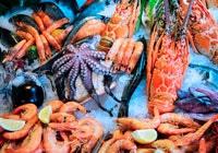 Морепродукты в Италии фото