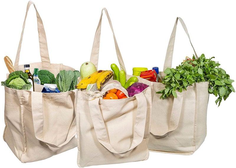 Овощи в сумках фото