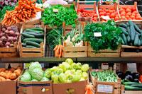 Овощной рынок фото