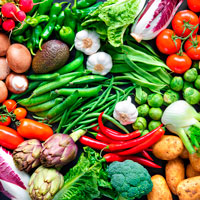 Царство овощей фото