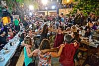 Вечеринка в Икарии фото