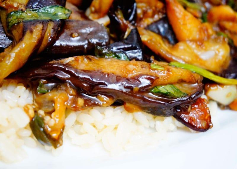 Баклажаны по-китайски рецепт фото
