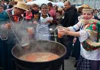 Фестиваль в Борщееви фото