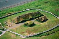 Поселение викингов фото