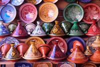 Расписной таджин фото