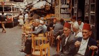 Бейрутская кофейня фото