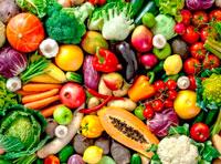 Фрукты и овощи фото