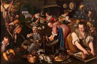 Средневековая кухня фото