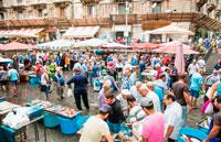 Катания рыбный рынок фото