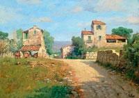 Буколическая Тоскана фото