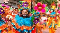 Карнавал в Неаполе фото
