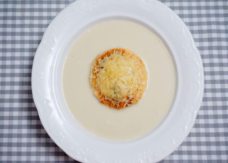 Провансальский чесночный суп рецепт фото
