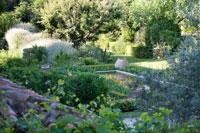 Прованский сад фото