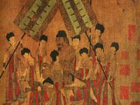 Северные и южные династии Китай фото