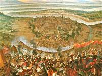 Захват Вены в 1683 году фото