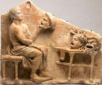 Древнегреческая комедия фото