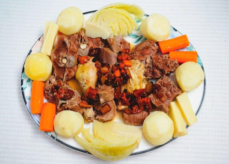 Рецепт Гран болито мисто фото