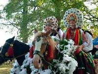 Гуцульская свадьба фото