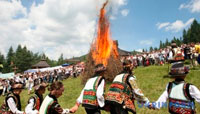 Гуцульские танцы фото