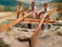 Гуцульские сплавы фото