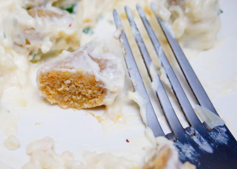 Ньокки из картофеля и гречневой муки рецепт фото
