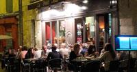 Ресторан во Франции фото