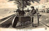 Сокка в Ницце фото