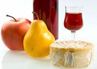 Яблоко и вино фото