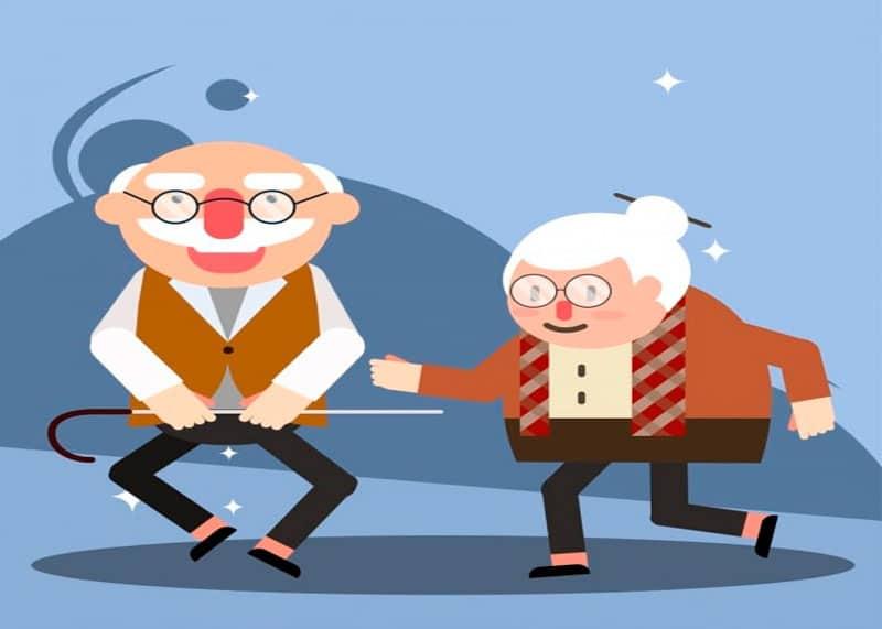 Здоровье пожилых фото